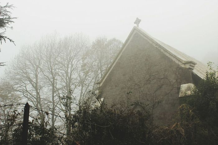 School in Murree, Pakistan. Foggy Morning Taking Photos Old Church Church Murree Proud To Be Pakistani