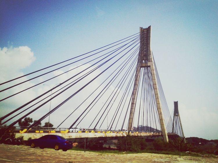 Barelang Barelang Bridge Enjoying Life Eyeemphotography Bridge Batamisland INDONESIA