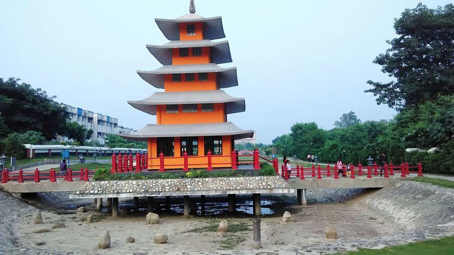 Japaneese garden