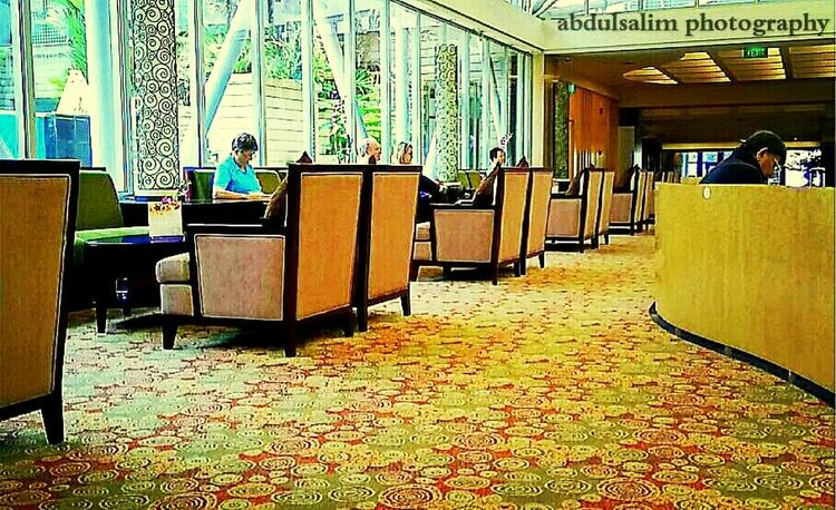 Lobby Sofas Relax OppoFind7a Android