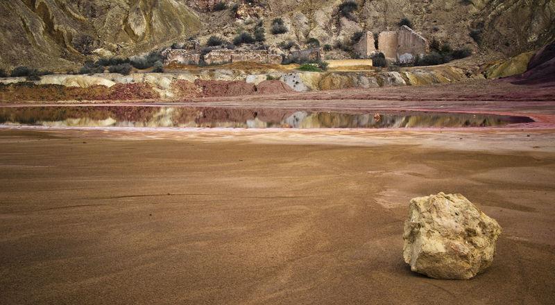 Beauty In Nature Day Geology Landscape Mazarrón, Murcia Minas Napatu Nature No People Outdoors Rock - Object Scenics