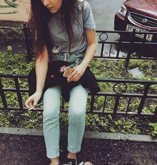 ⛅🌀🌎👑🚬💭🔞 Selfie Saint Petersburg 18+ Vacations Summertime Sadness Walk Photo Lifestyles Smoke Cocacola Withfriends Day City First Eyeem Photo