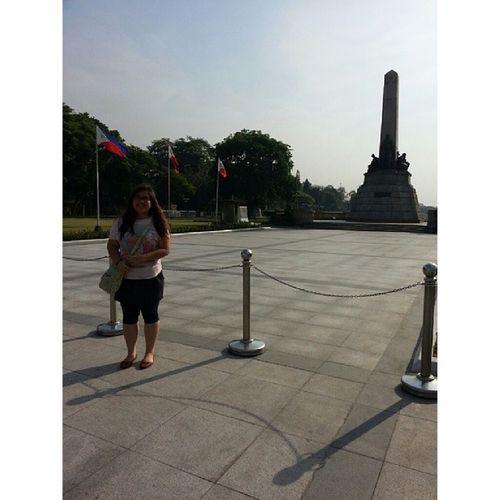 Feeling turista lang pag may time. Wehehe. Manila RizalPark