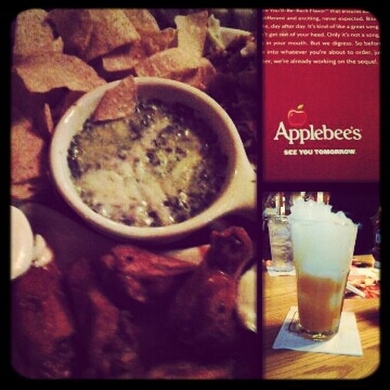 Applebee's flow