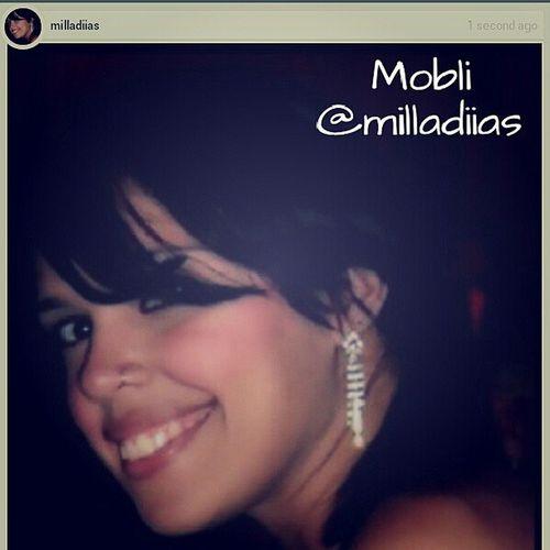 Mobli @milladiias