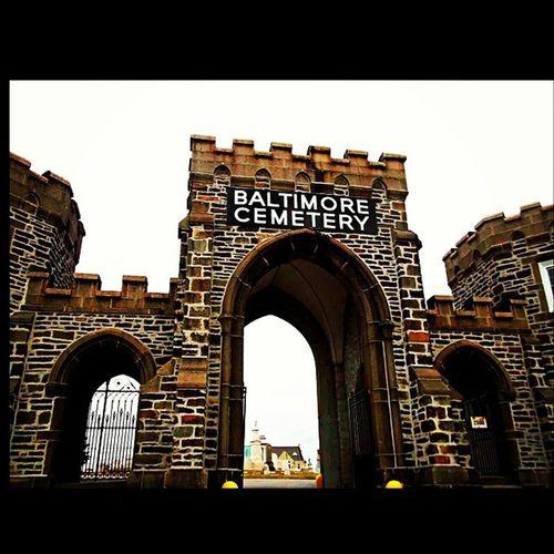 Baltimorecemetery Historic Graveyard_dead Stone landmark jj_structure