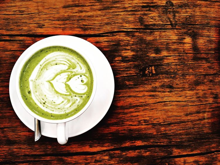Tea Matcha Greentea Food And Drink Indoors  Healthy Eating