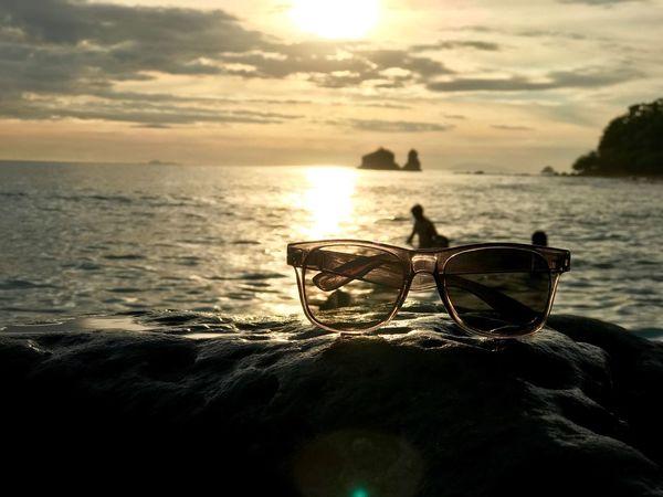 My longweekend photo Sunglasses Sea And Sky Seascape Seaside MasasaBeach