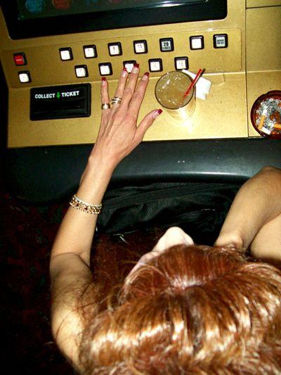 Casino Gambling Hoping To Win Woman Gambling Gambling Machine Gambling Addiction Alcoholic Drink Cigarettes 👌💕 Cigarette Butts Casino And Resort Tourist Attraction  Tourism Las Vegas, Nv
