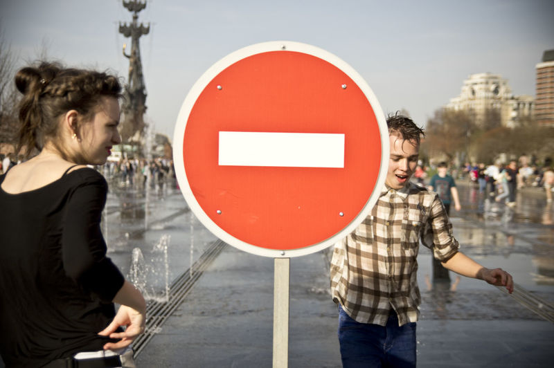 Check This Out EyeEm Best Shots Forbidden Fountain Happiness Happy Hello World Joyful Moscow Boys Casual Clothing Joy Leisure Activity Outdoors People Real People Red Road Sign Standing Stop Stop Sign Street Togetherness Travel Destinations Water Games