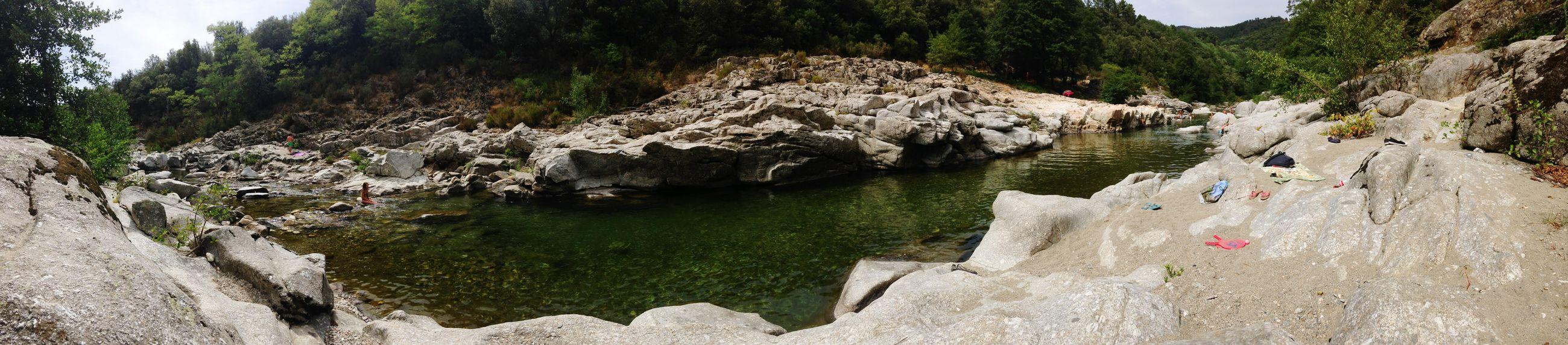 Riviere Nature Anduze Eau