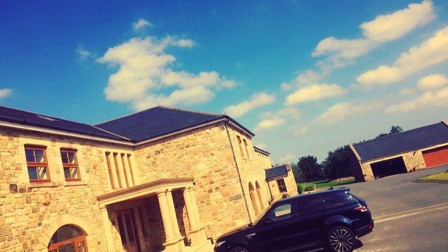 Summers Over Summer Newcastle Upon Tyne Range Rover Sport Range Rover Luxury First Eyeem Photo