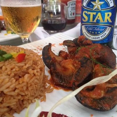 African Food Beer Lagos Nigeria Snail Spicy Alcohol Close-up Day Drink Drinking Glass Food Food And Drink Freshness Giant African Land Snail No People Plate Ready-to-eat Refreshment Wine Wineglass