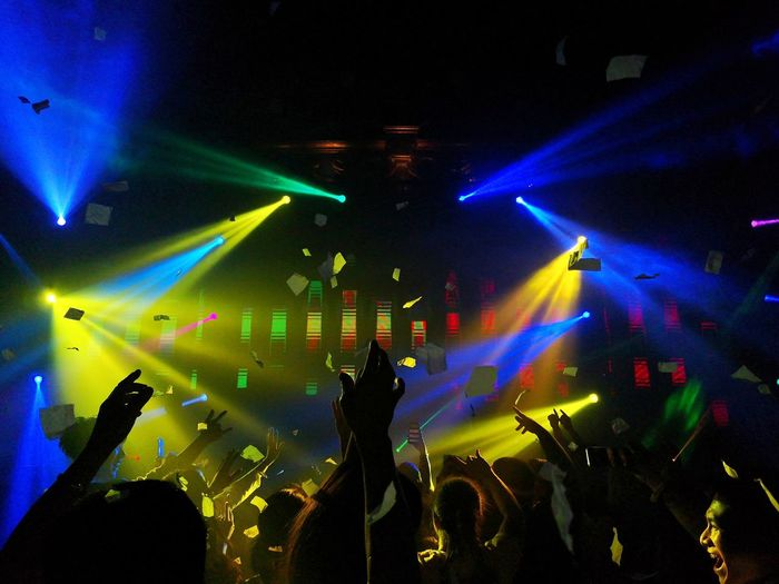 Party! Fan - Enthusiast Performance Group Disco Lights Disco Ball Stage Light Dance Floor Dance Music Club Dj Disco Dancing Dj