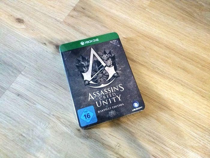 Assassinscreedunity in der Bastille Edition eingetroffen :-)