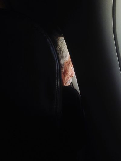 InFlightPhoto Close-up Potrait Black Background First Eyeem Photo This Is Aging