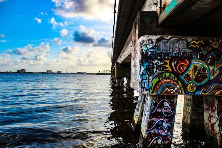 Water Graffiti