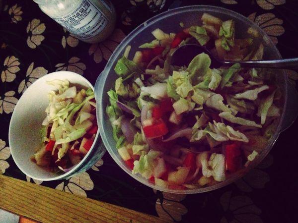 Home Made Salad