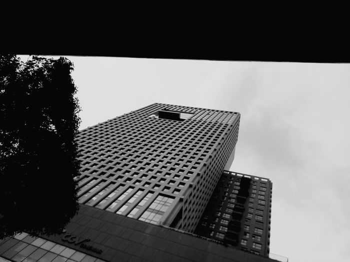 Architecture Built Structure Building Exterior Low Angle View City Modern Tower Office Building