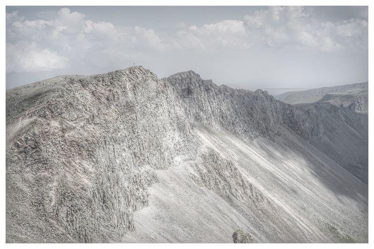 장백산 Taking Photos Enjoying Life Light And Shadow Mountains