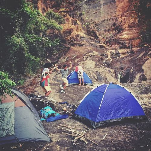 Camping Out Rapidadventures Knuckles Range First Eyeem Photo