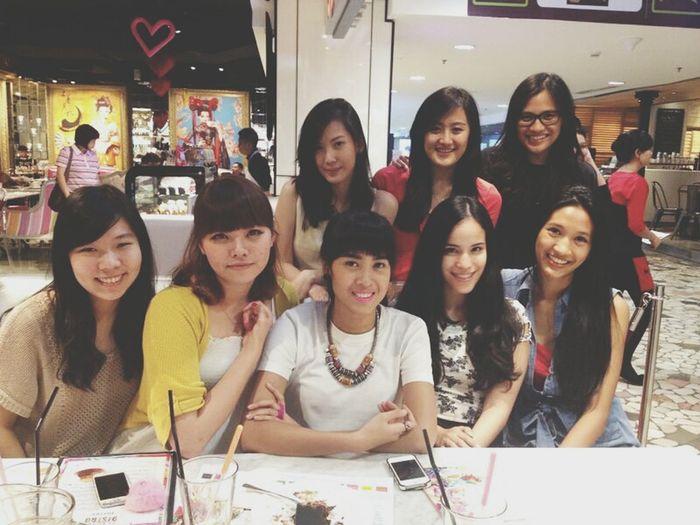Friends Indonesian JJ Royals Bistro Hangout