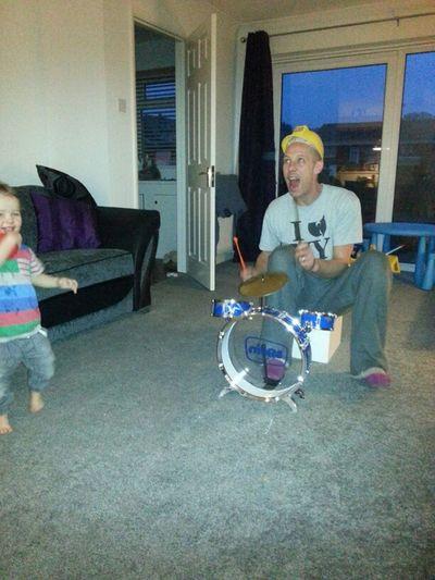 Drums Wu Tang Baxter