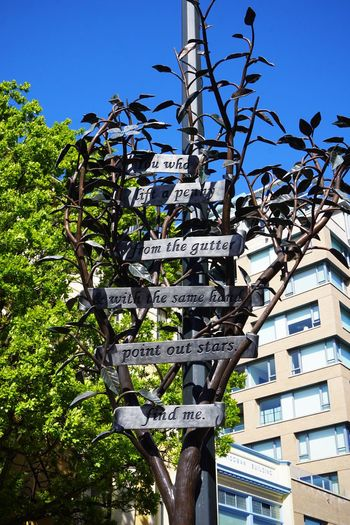 2016 Architecture Canada City Clear Sky Sign Signboard Sky Text Vancouver Victoria カナダ バンクーバー ビクトリア
