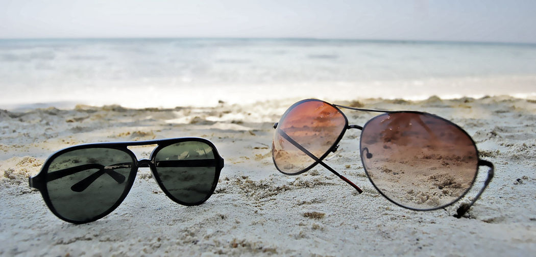 glasses beach,