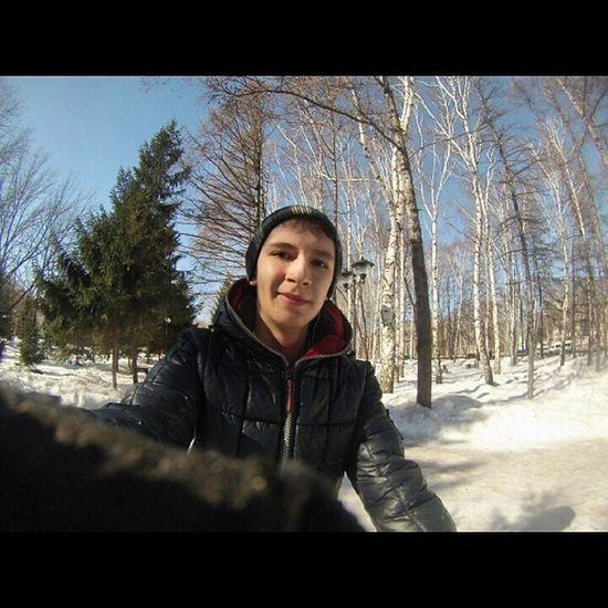Gopro Hero3 Selfie Day gopro2015 goprophotography goprodreams phototheday photo peoplewhodofunstuff russia art Россия стерлитамак селфи арт гопро