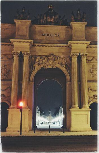 Potsdam_city Cityview Nightphotography Brandenburgertor BrandenburgerTorEntdecken