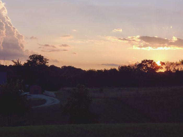 midwestern sky