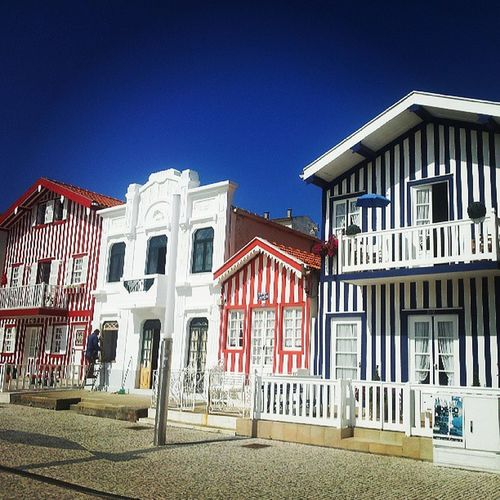 Casas en Costanova Aveiro Ilhavo Portugal