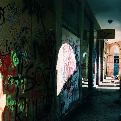 Mensajes escondidos Graffiti Igerslugo