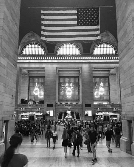 Grand Central Station New York Architecture