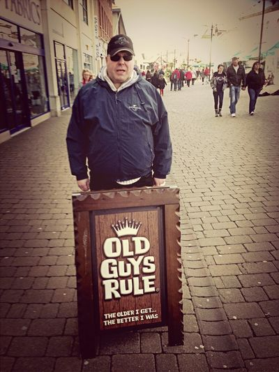 Old Guys Rule With @dave_norris