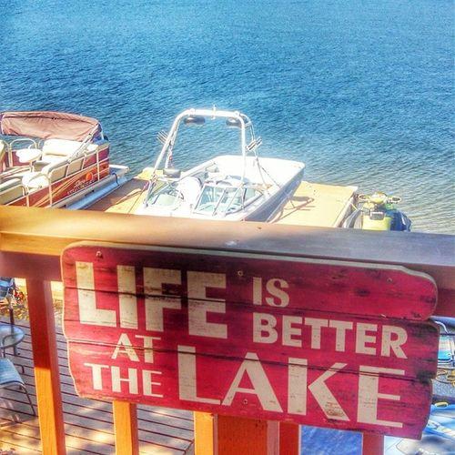 Lake time Inez Mastercraft Montana boating