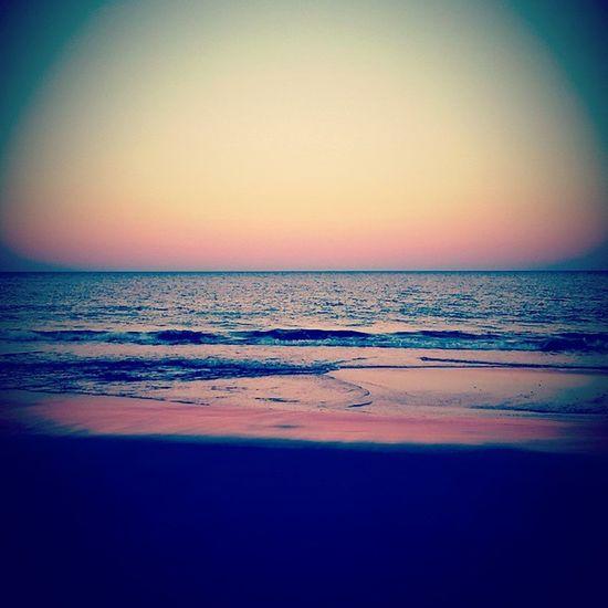 Sunset at Sailsburybeach . @travelandleisure Thisisfall