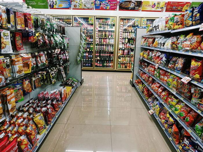 supermarket Indoors  No People Supermarket Choice Retail  Variation Shelf Store Multi Colored City Consumerism