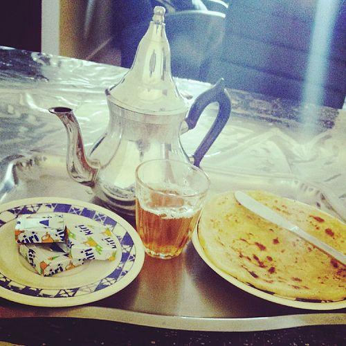 Perfect diner Marocco Tea Thé à La Menthe Diner Time  Diner Yummy