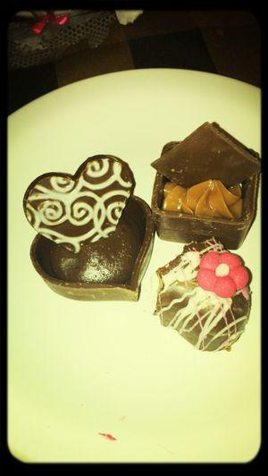 Uma delicia de doces!
