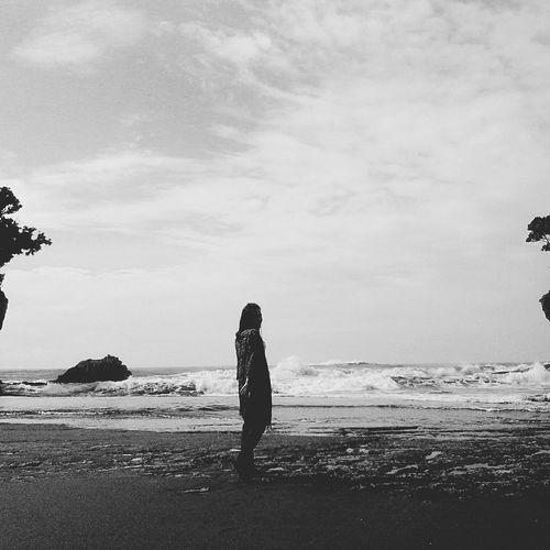 Beach Beach Sea First Eyeem Photo