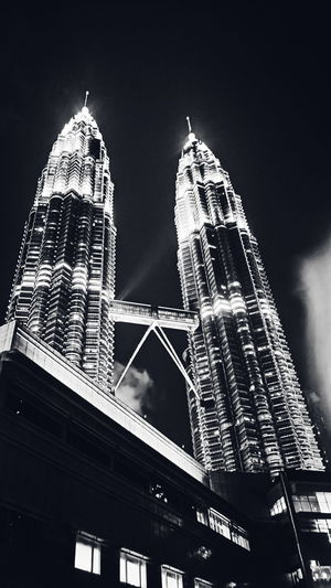 Night Travel Destinations No People City Building Exterior Malaysia