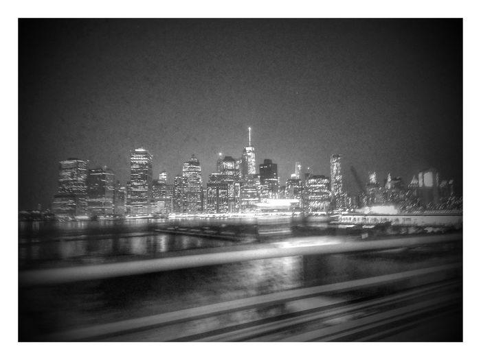 Manhattan NYC Skyline NYC Brooklyn Bridge / New York Brooklyn View Freedom Tower NYC Photography Googleedit Quick Shot City Life Beautiful Omg