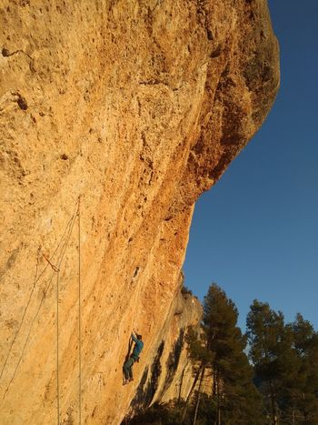 Climbing SPAIN Limestone EyeEm Selects Arid Climate Rock - Object Rock Formation Rocky Mountains Rock Canyon Countryside