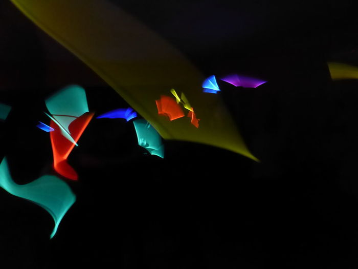 Black Background Black Background Black Background Strong Colours Colorful Colourful Indoors  Light Painting Multi Colored Neon Neon Lights No People