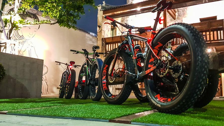 fatbike Bike Fatbike Fatbikeworld Outdoors Day Bicycle Sunlight Transportation Tree No People