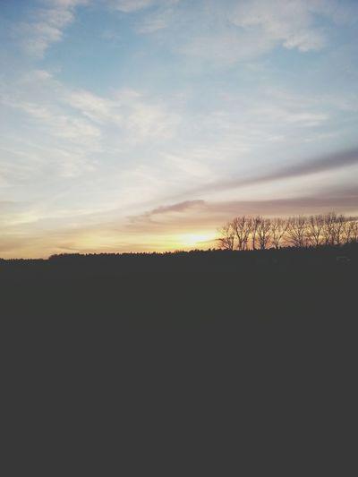 Sonnenunter Afternoon Sunnunny