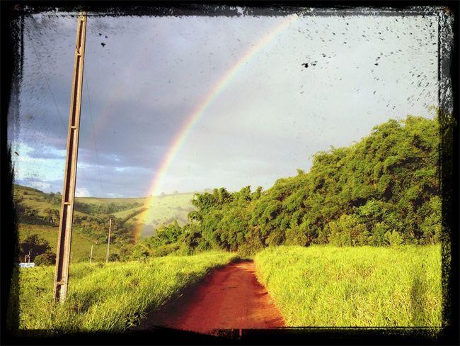 Closer the rainbow!