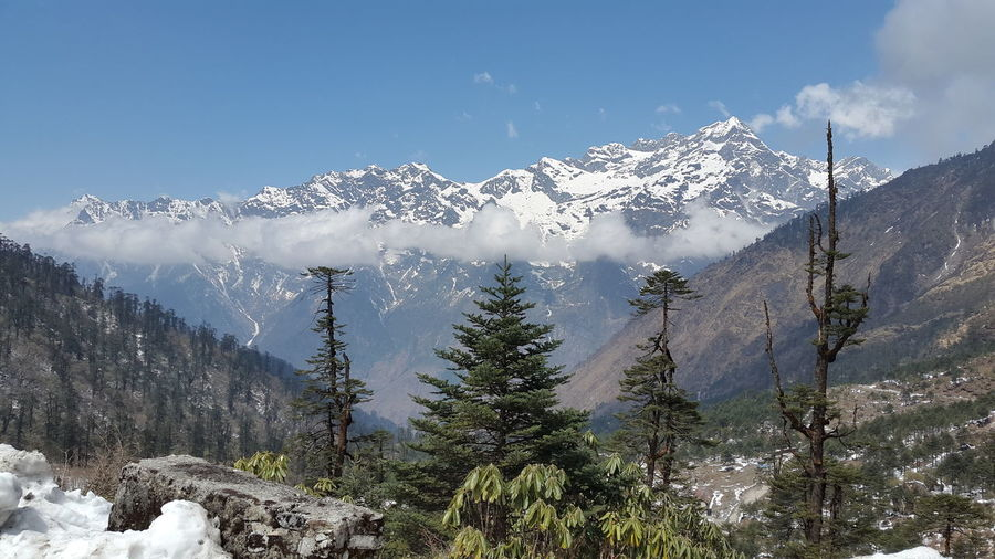 Natural Beauty Nature Photography Check This Out Relaxing Enjoying Life Taking Photos Tourism High Angle View Hello World Outdoors Sikkimtourism Sikkim Mountain Range